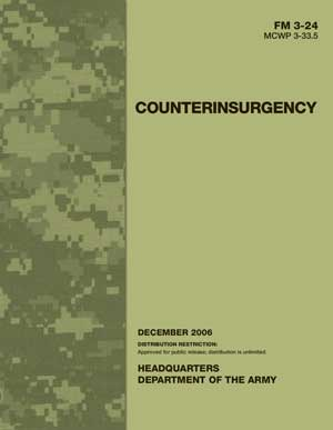 Counterinsurgency: 2006 Army Field Manual 3-24
