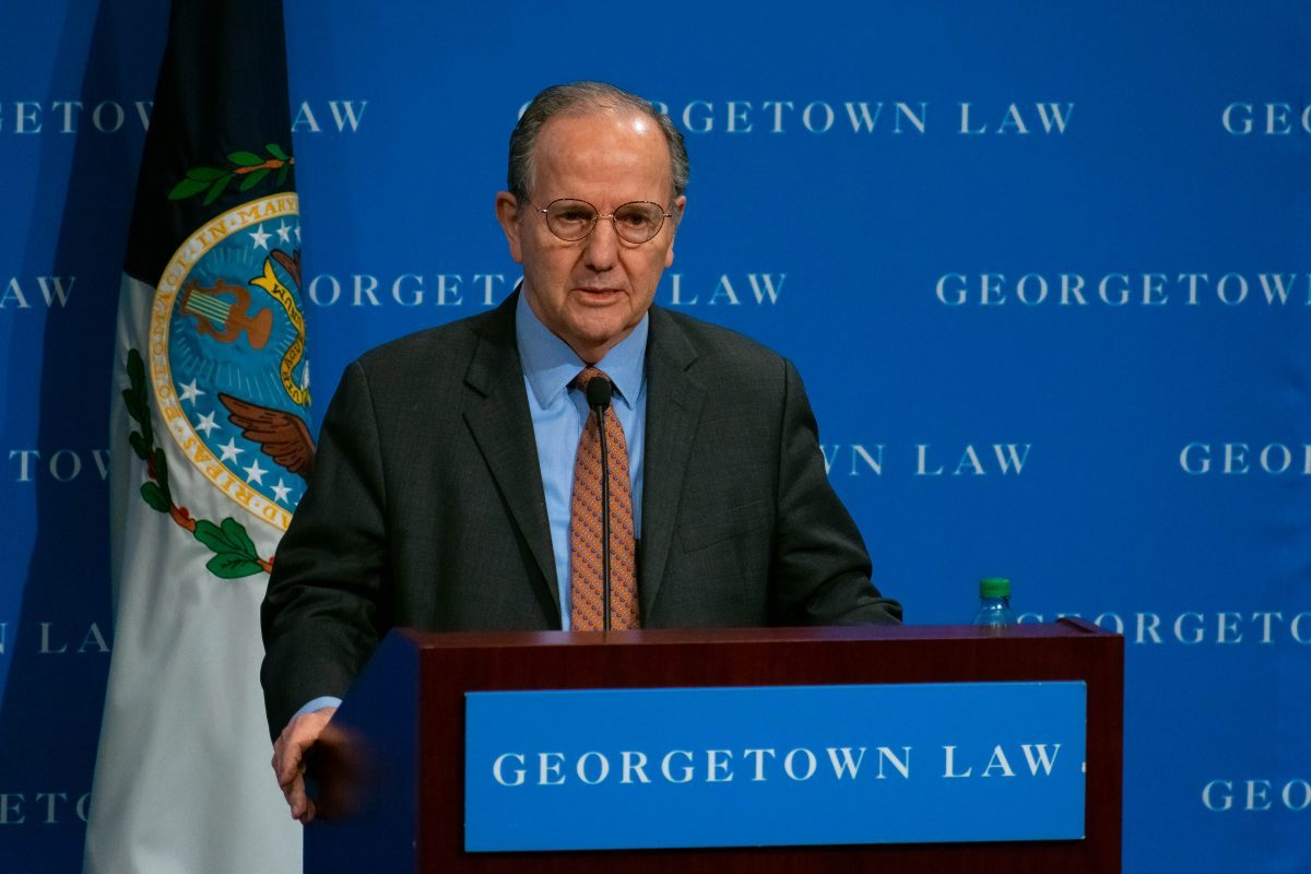 Juan Mendez, former U.N. Special Rapporteur on Torture; Professor of Human Rights in Residence, American University; contributor to Interrogation & Torture