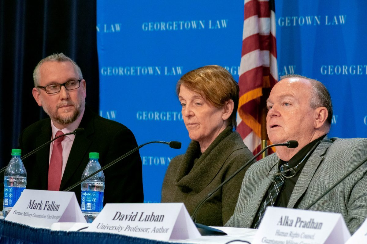 Steven Barela, Susan Brandon, Mark Fallon