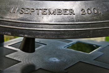 9/11 Memorial Bell