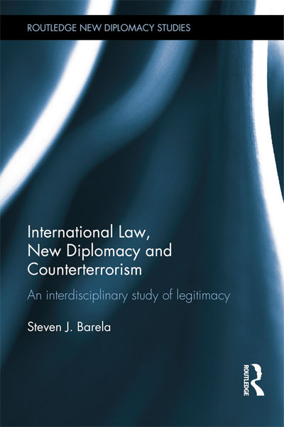 Int'l Law, New Diplomacy and  Counterterrorism
