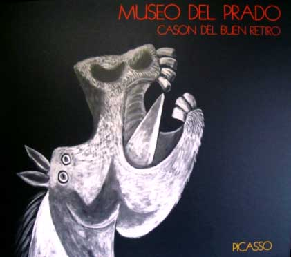 """Picasso's """"Screaming Horse"""""""