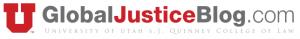 Utah Global Justice Blog Logo