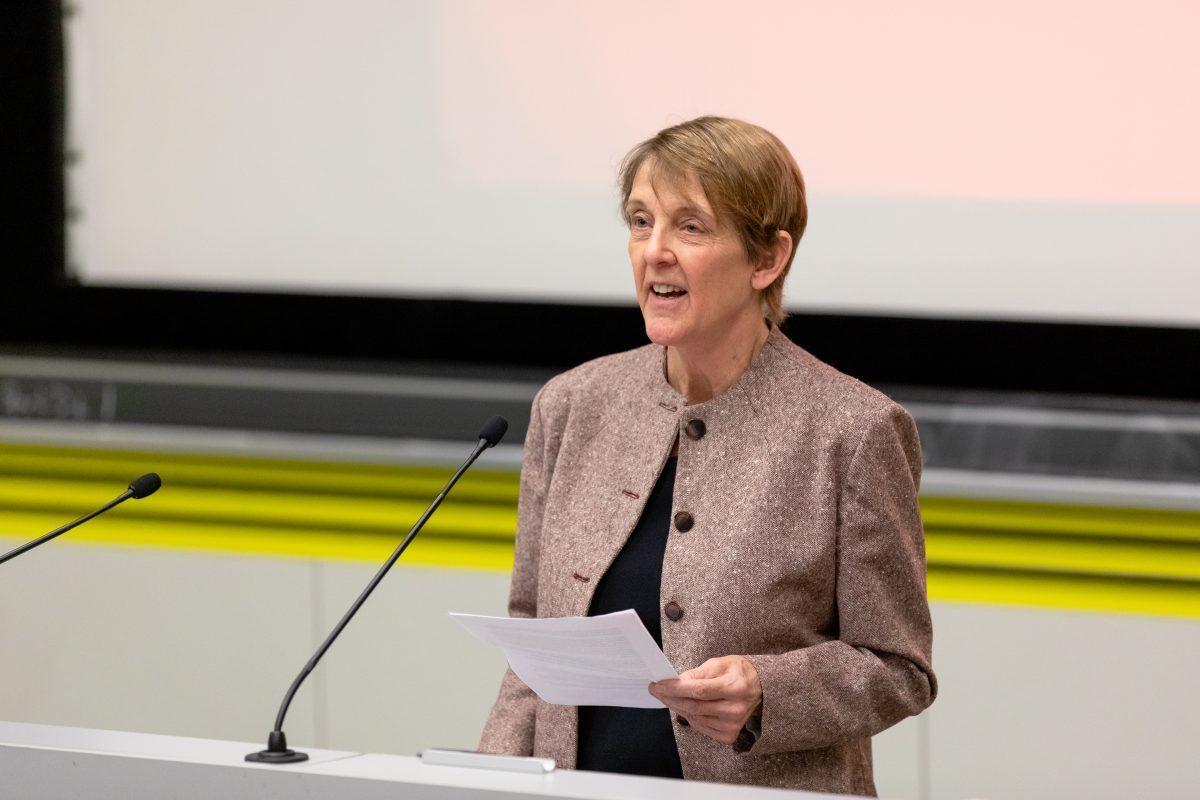 Speaker on Science: Susan Brandon