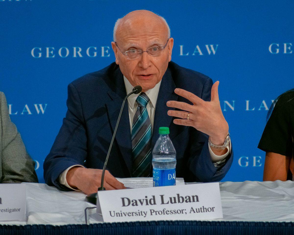 David Luban