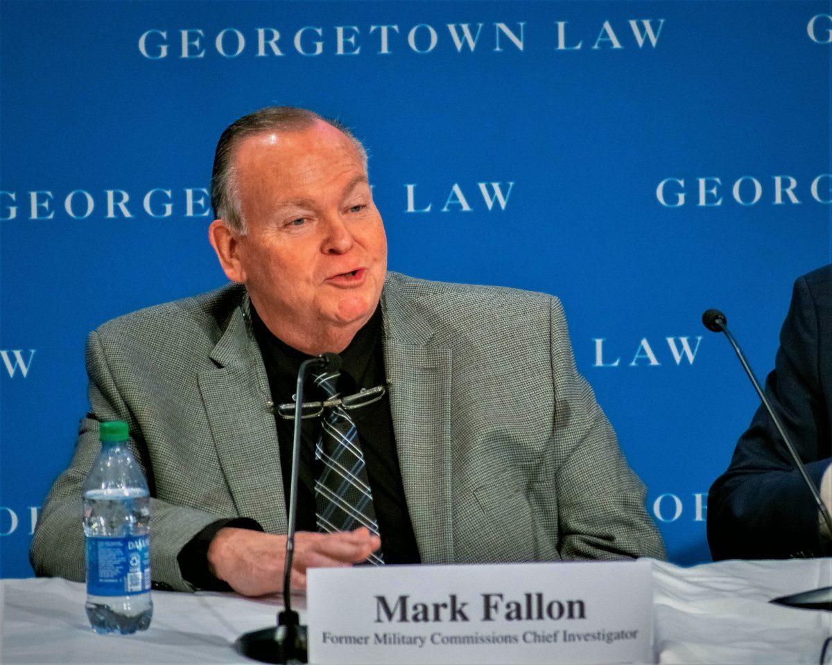 Mark Fallon